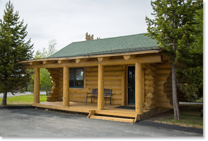 West Yellowstone Cabins Of Cougar Creek Series Hibernation Station West Yellowstone